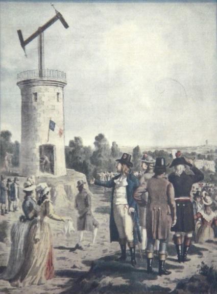 chappe-telegraph